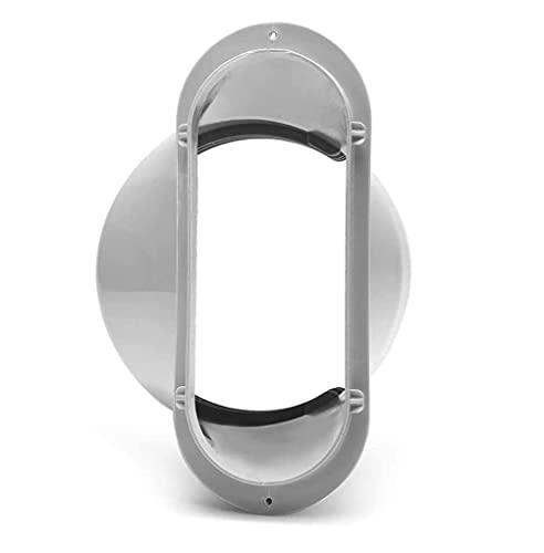 ConPush Fenster Adapter Fenster Kit Platte, Abluftschlauch-Kit Für Tragbare Klimaanlagen (Adapter)