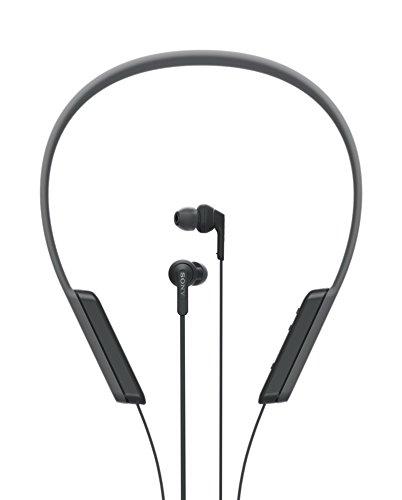 Sony Kopfhörer MDR-XB70BT kabelloser In-Ohr Kopfhörer (NFC, Bluetooth, Extra Bass), innovatives Design, schwarz
