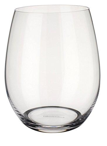 Villeroy & Boch Entrée Bicchiere per Acqua, 480 ml, Cristallo, Trasparente