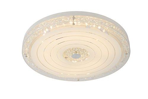 Lucide VIVI - Plafonnier - Ø 38 cm - LED - 1x28W 3000K - Transparent