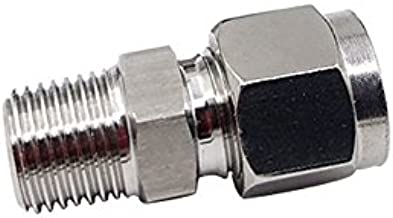 Best 3/8 compression to 1/4 npt Reviews