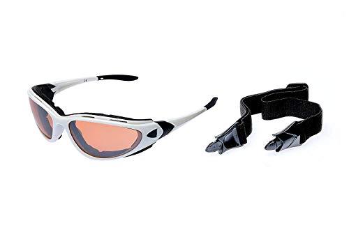 Alpland Frauenbrille Damenbrille Sportbrille Sonnenbrille Skibrille Kontrastverstärkt