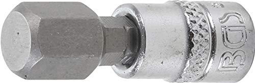 BGS 2161-10   Douille à embouts   6,3 mm (1/4\