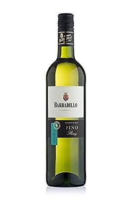 Barbadillo Fino Dry Sherry Wine, 75 cl
