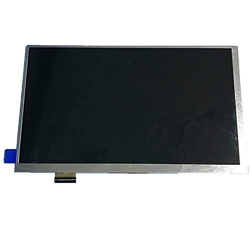 Pantalla táctil de 7 Pulgadas, para Oysters T72HM 3G LCD Pantalla LCD, reemplazo del Sensor del Panel LCD del Panel LCD de la Tableta PC (Color : Black)