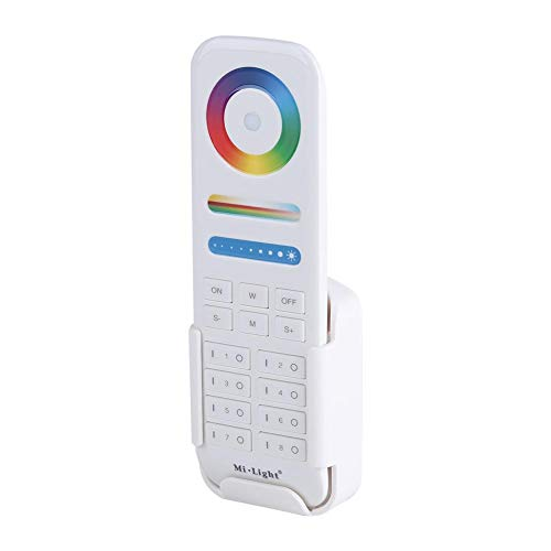 Milight 2.4G Wireless 8 Zonen Smart Panel Fernbedienung GFSK 3V für RGB + CCT LED Glühbirne Scheinwerfer Downlight Strip Flood Light Controller