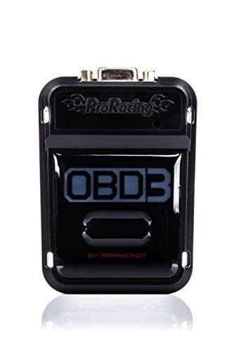 ProRacing X 20740 55118 100739 Chip Tuning OBD 3 für O.P.E.L Mokka (A) 1.4 140 HP 103 kW