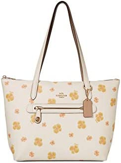 COACH Taylor Tote Gd Chalk One Size product image