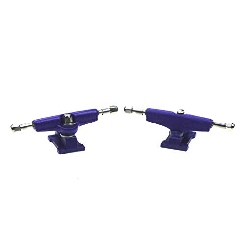 NOAHWOOD Fingerboards Parts PRO Common Trucks (34mm/Pivot Cups/Lock Nut/Blue)