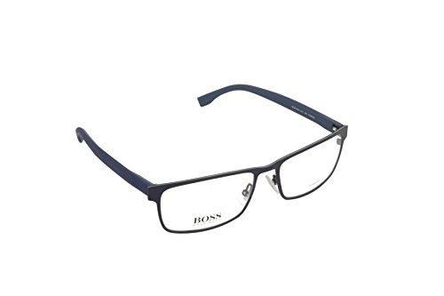 Hugo Boss Boss 0740 KC7 56 Gafas de sol, Azul (Blue Sage), Hombre