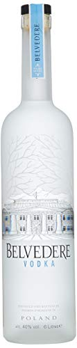 Belvedere Vodka Pure mit LED-Beleuchtung
