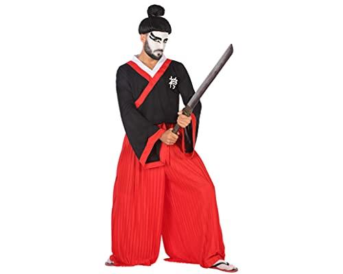 Atosa Déguisement Homme Samourai Japonais