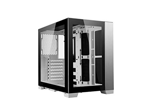 Lian-Li Case O11D Mini -W Mid-Tower White 2x2.5 2x3.5 ATX/ Micro-ATX/ Mini-ITX Retail