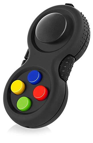 WTYCD The Original Fidget Retro: The Rubberized Classic Controller...