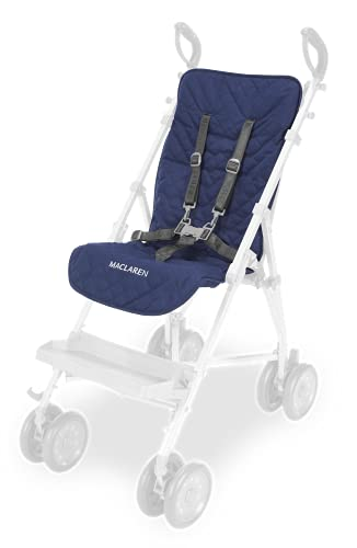 Maclaren Major Seat Liner- Designed for Special Needs Transport Chair. Add extra comfort to the full length of the seat. Easily fits on Maclaren Major Elite