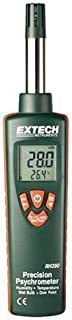 Extech RH390 Precision Dual Display Hygro Thermometer Psychrometer
