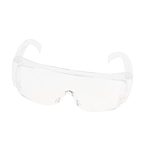 Reemplazo de Lente óptica Totalmente Transparente para Gafas de Seguridad