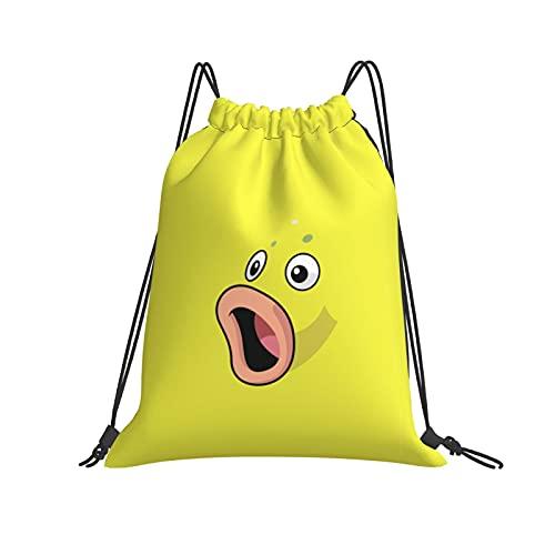 Pokemon -Pikac-Hu 3d mochila de fiesta de playa al aire libre, viajes, deportes, senderismo, escalada, correr, natación, ropa de fútbol, bolsas de regalo para niñas y niños