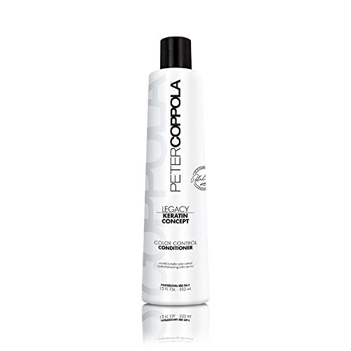 Peter Coppola Color Control Conditioner 12 OZ. - A Lightweight, Color Safe, Keratin Safe, Damage Repair, Smoothing Conditioner For Daily Use