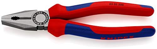 Knipex 03 02 200 SB Kombizange Länge: 225 mm, 200 mm