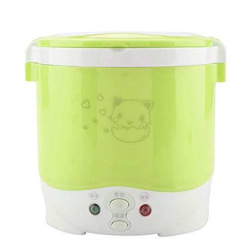 1L Mini arrocera eléctrica Calentador de Agua Calefacción térmica Caja de Almuerzo...