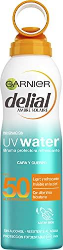 Garnier Delial UV Water Bruma Protectora Refrescante,...