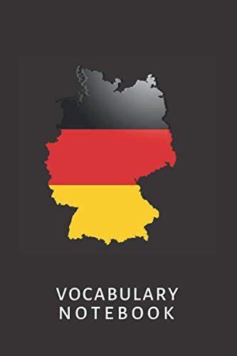 Vocabulary Notebook: German, 6