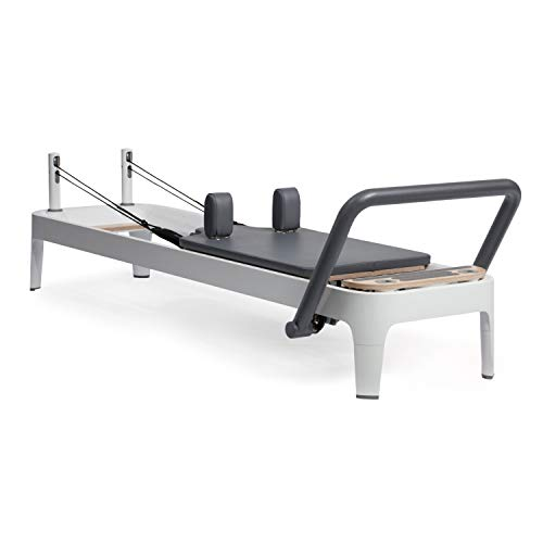 balanced body Allegro 2 Pilates Reformer with 14-Inch Leg Kit, at-Home Exercise