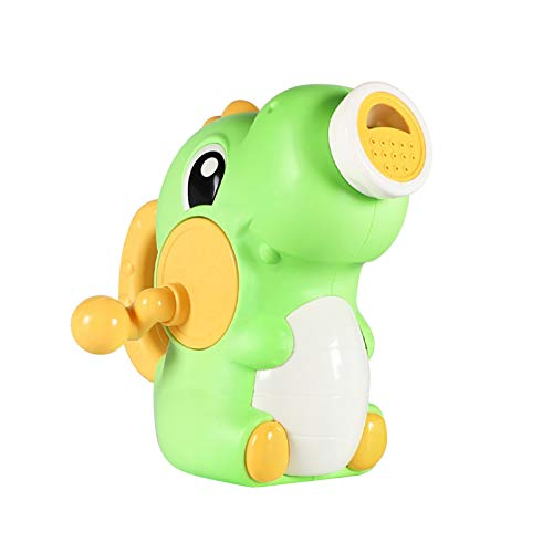 Juguetes de baño de bebé con forma de dinosaurio de mano de juguete de ducha de agua Juguetes de baño para bebés Juguetes de bañera de bebé para niños mayores de 18 meses Juguetes de baño Squirt