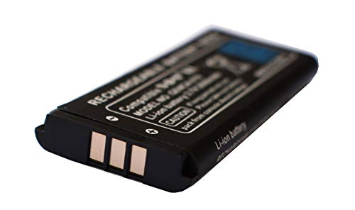 Batería de repuesto para consola Nintendo DSI XL