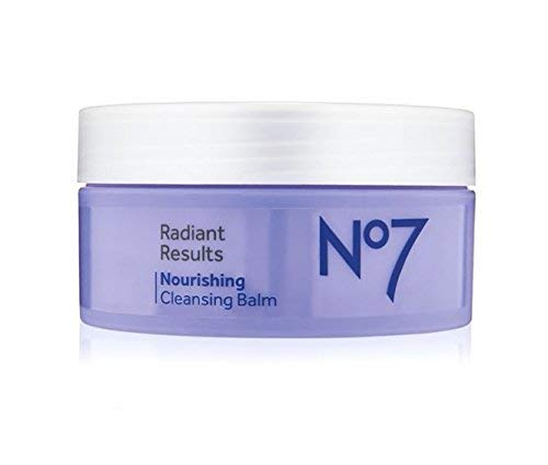 No7 Radiant Results Nourishing Cleansing Balm