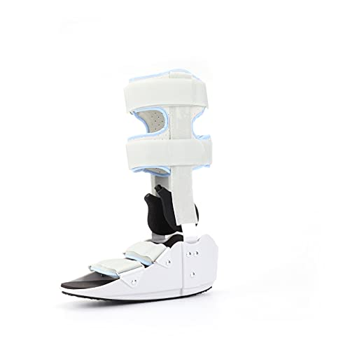 JY88 Walking Boot Foot and Ankle Stabilizer, Support Brace for Fracture, Achilles Tendon Injury, Sprains, Swelling, Post-Surgery Healing,S