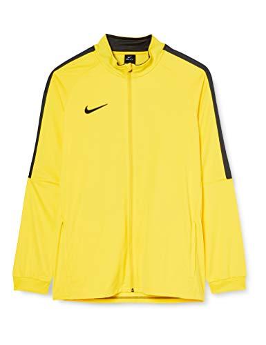 NIKE M NK Dry Acdmy18 Trk Suit W Tracksuit, Hombre, Tour Yellow/ Black/ Anthracite/ Black, M