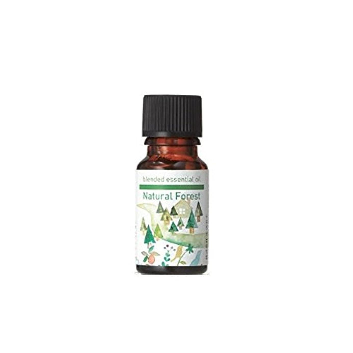 静脈病んでいる人質生活の木 ブレンドエッセンシャルオイル ナチュラルフォレスト [30ml] エッセンシャルオイル/精油