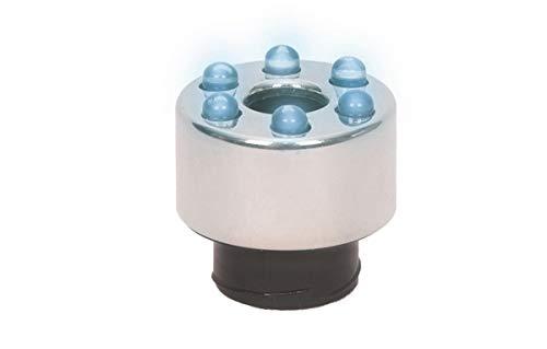 seliger Quellsteinbeleuchtung Quellstar 600 LED Leuchteinheit blau
