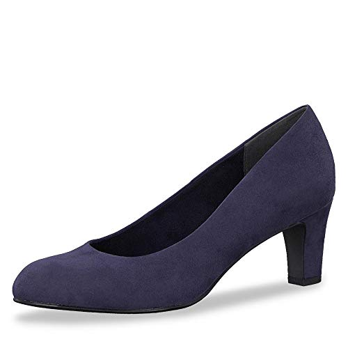 Tamaris Damen 1-1-22418-27, Pumps, Pumps, Navy, 42 EU