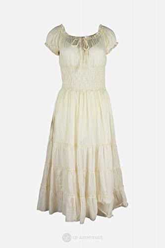CP Abenteuer Mittelalter Kleid leichtes Sommerkleid (Medium)