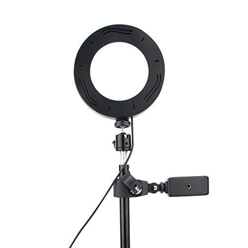 AYNEFY Lámpara LED de vídeo, luz de fondo para fotografía, diseño plegable para estudio profesional en casa