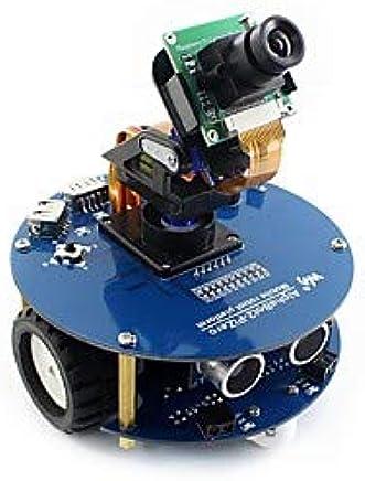 Confronta prezzi Arduino per Kit waveshare alphabot2-pizero acce Pack alphabot2 roboterbausatz per Raspberry pi Zero/Zero w (No pi) - Informatica