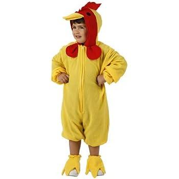 Atosa 95557 - Disfraz de gallina para niño: Amazon.es: Juguetes y ...