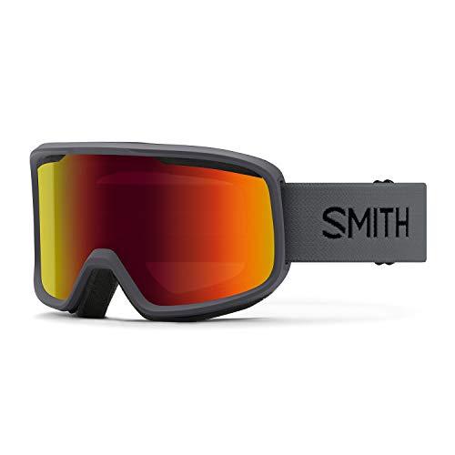 Smith Frontier Herren-Skibrille, Charcoal, Medium