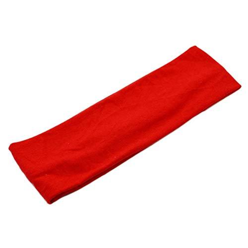 Lumanuby. Sport Stirnband, Stirnband 1 Stück, Schweißband, Stirnband Anti Rutsch, für Jogging, Laufen, Wandern, Fahrrad- und Motorrad Fahren