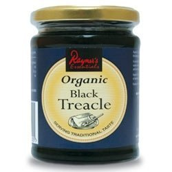 THREE PACKS of Rayners Essentials Org Black Treacle 340g by Rayners Essentials
