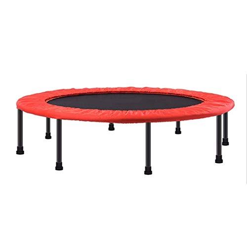 Trampolin Brincolin para Niños y adultos Trampolín de fitness, Silent rebote, 38' mini trampolín reboteador de entrenamiento adulto o niño de ejercicio de entrenamiento cardiovascular Regalo