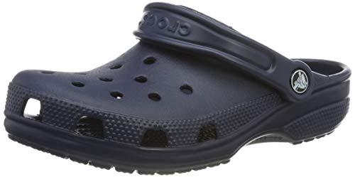 Crocs Classic, Sabot Unisex Adulto, Blu (Navy), 45/46 EU