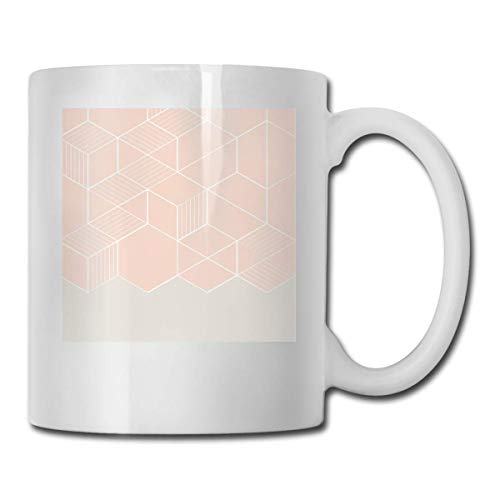 N\A Vasos de Cerámica Rosa Código 330ml