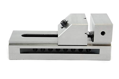 Shars Precision Toolmakers Vise 2' Jaw Width, 3-1/4' Jaw Opening 202-1210 P[