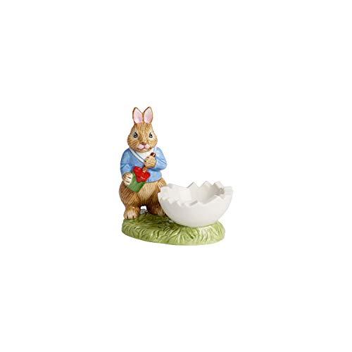 "Villeroy & Boch Bunny Tales Eierbecher \""Max\"", Porzellan, Bunt"