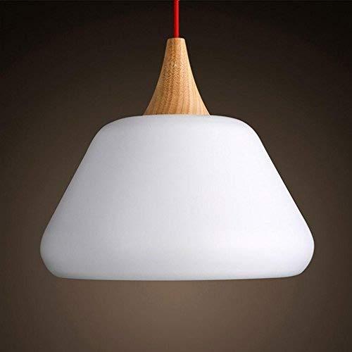 XFZ hanglamp, modern design, E27, hanglamp, rond, 1 licht, voor eetkamer, keuken, woonkamer, ijzer, plafondlamp, zeer verstelbaar, verlichting wit en Oslash; 33 cm x 30 cm, max. 60 W.