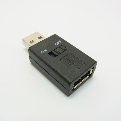 『コアウェーブ USB電源スイッチアダプタ (2個)』の2枚目の画像